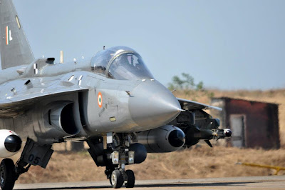 Light Combat Aircraft(TEJA) will have first flight on February, 2013 in Indian Airshow.